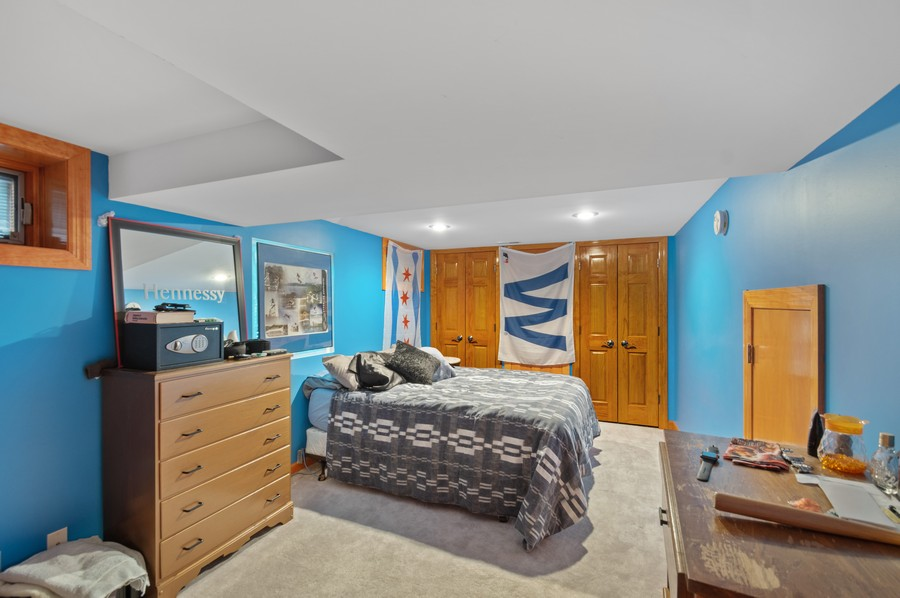 Real Estate Photography - 7004 North Mcalpin Ave, Chicago, IL, 60646 - 4th Bedroom