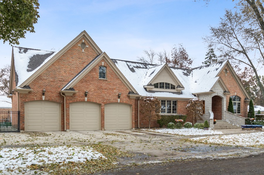 Real Estate Photography - 7004 North Mcalpin Ave, Chicago, IL, 60646 - Front View