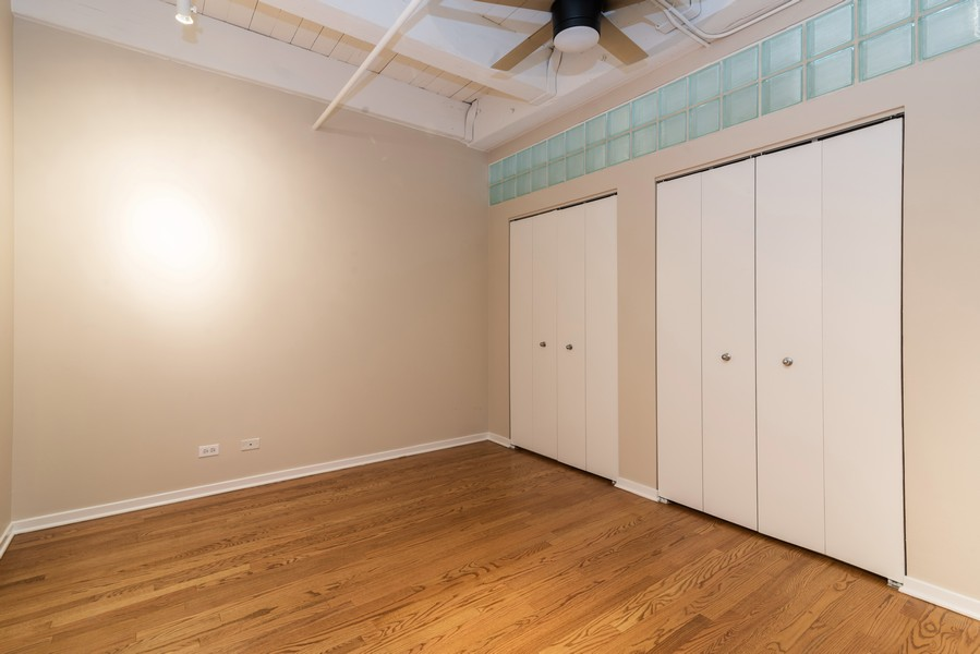 Real Estate Photography - 1335 West Altgeld St, 1C, Chicago, IL, 60614 - 3rd Bedroom