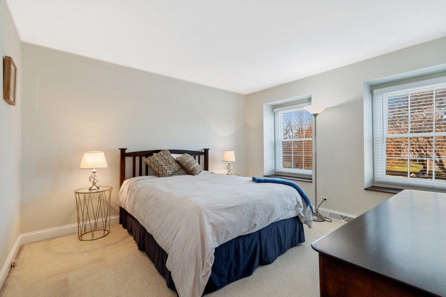 Real Estate Photography - 1489 Briergate Dr, Naperville, IL, 60563 - 2nd Bedroom