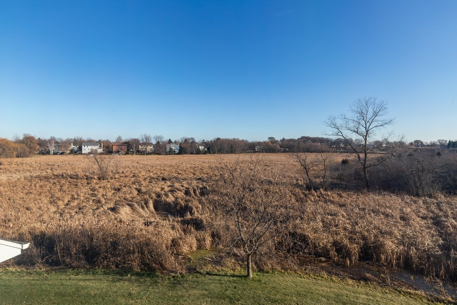 Real Estate Photography - 33051 North Stone Manor Dr, Grayslake, IL, 60030 - Backyard View