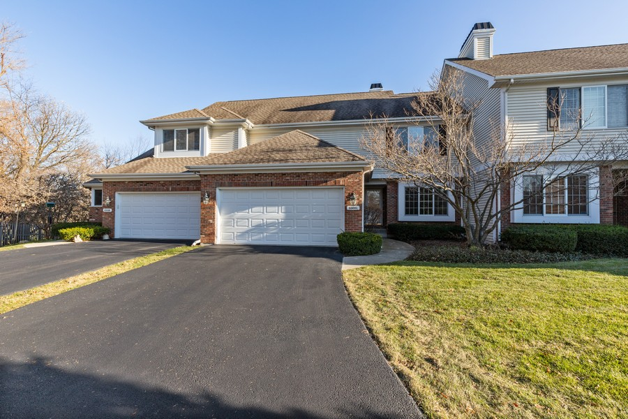 Real Estate Photography - 33051 North Stone Manor Dr, Grayslake, IL, 60030 - Front View