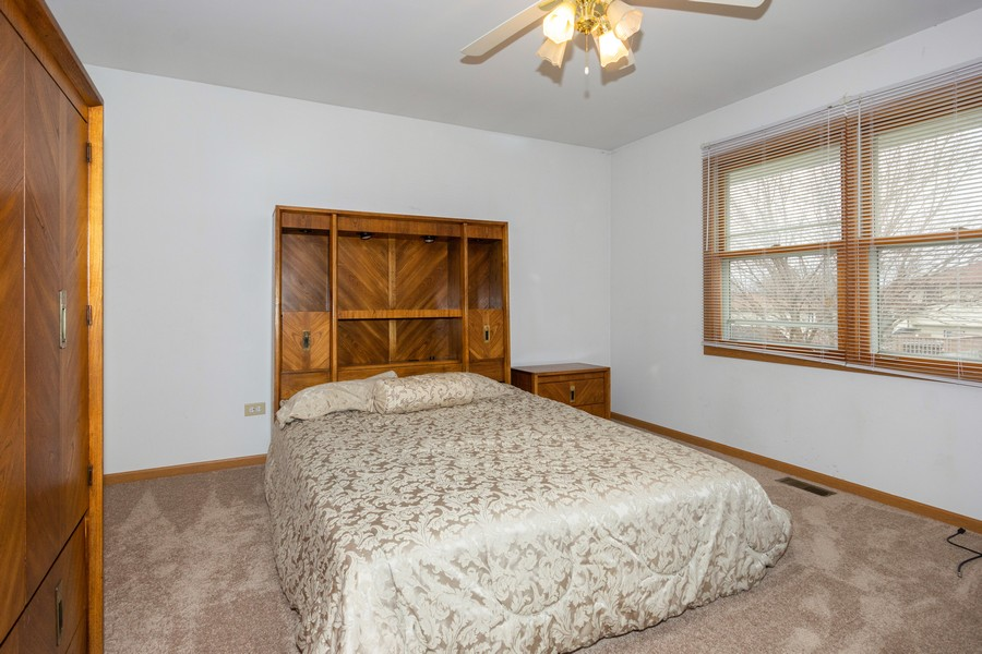 Real Estate Photography - 6601 Morningstar Ln, Plainfield, IL, 60586 - Master Bedroom