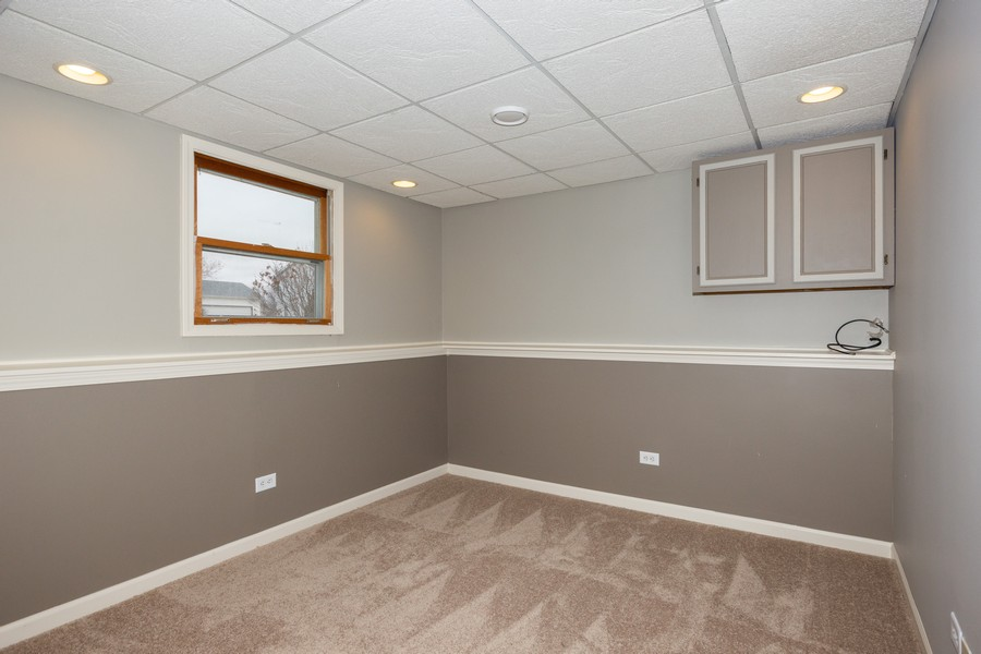 Real Estate Photography - 6601 Morningstar Ln, Plainfield, IL, 60586 - 2nd Bedroom