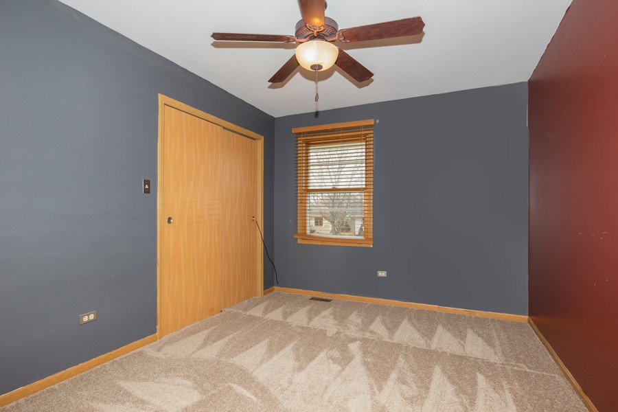 Real Estate Photography - 6601 Morningstar Ln, Plainfield, IL, 60586 - 3rd Bedroom