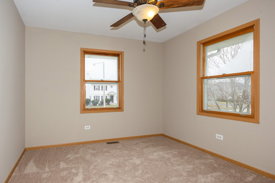 Real Estate Photography - 6601 Morningstar Ln, Plainfield, IL, 60586 - 4th Bedroom