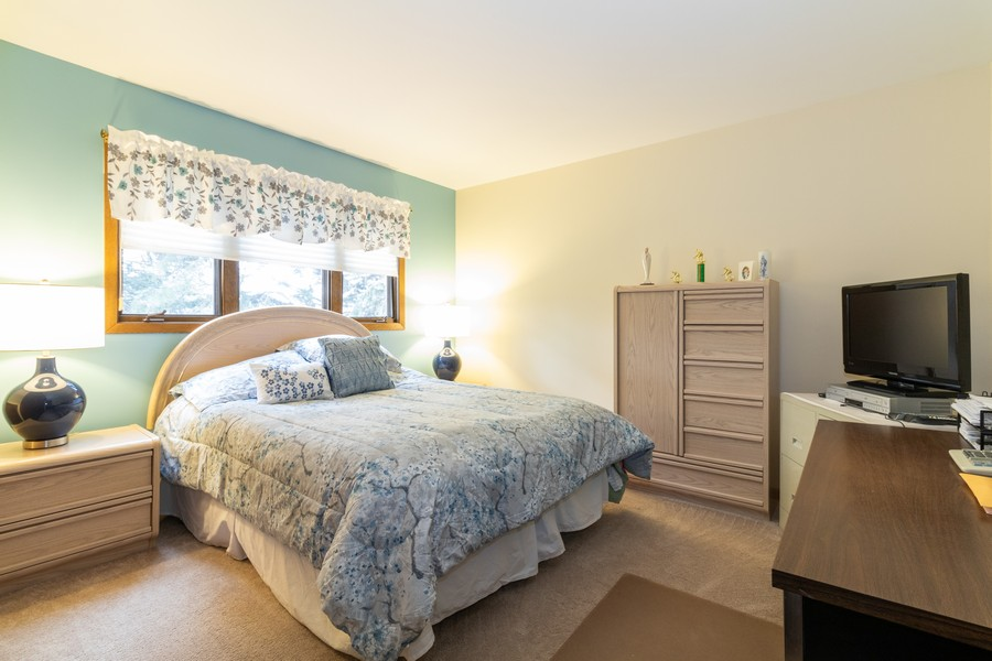 Real Estate Photography - 15621 Violet Ct, Orland Park, IL, 60462 - Bedroom