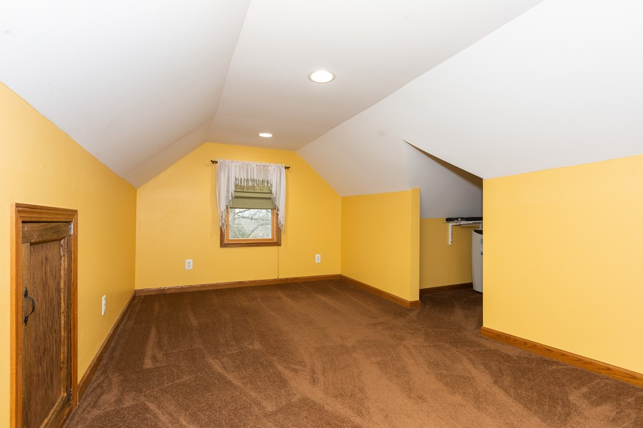 Real Estate Photography - 304 West Haven Ave, New Lenox, IL, 60451 - 2nd Bedroom