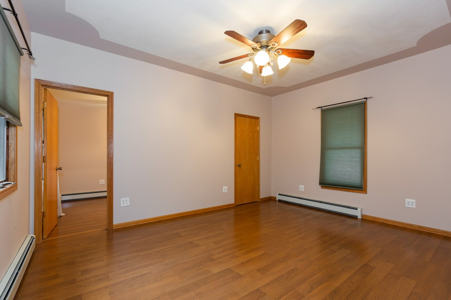 Real Estate Photography - 304 West Haven Ave, New Lenox, IL, 60451 - Bedroom
