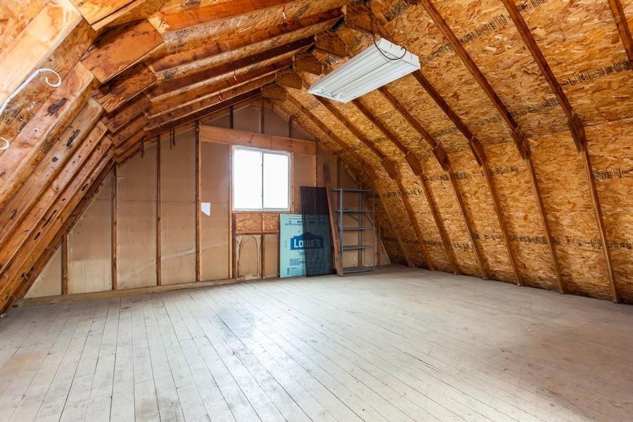 Real Estate Photography - 304 West Haven Ave, New Lenox, IL, 60451 - Loft