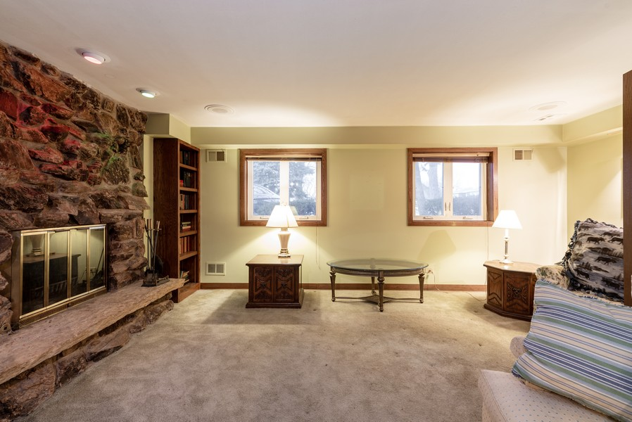 Real Estate Photography - 419 Regal Ct, Addison, IL, 60101 - Family Room