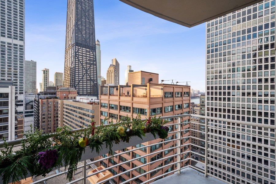 Real Estate Photography - 250 East Pearson St, 2302, Chicago, IL, 60611 -