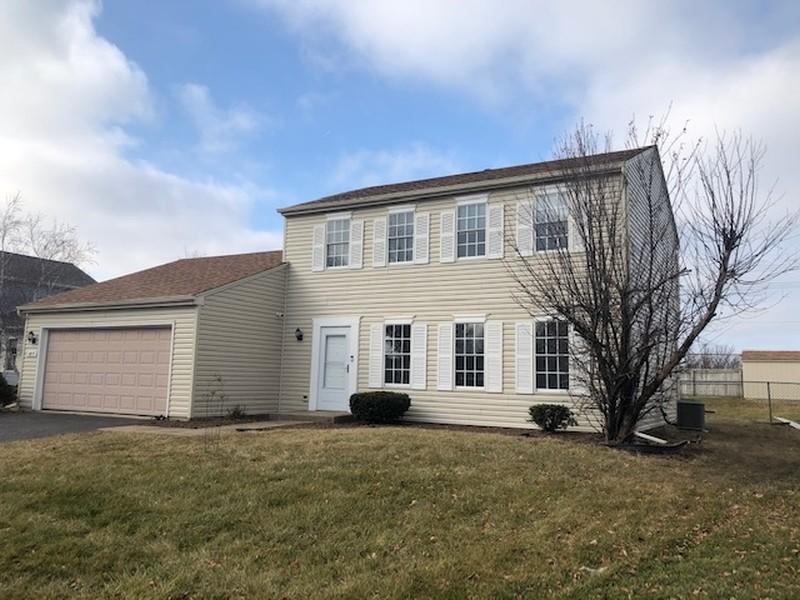 Real Estate Photography - 909 Fieldside Ln, Aurora, IL, 60504 -