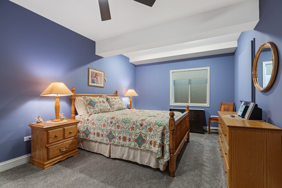 Real Estate Photography - 2811 Melrose Ln, Naperville, IL, 60564 - 2nd Bedroom