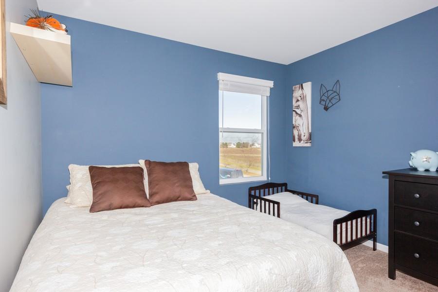 Real Estate Photography - 7801 Bellflower Ln, Joliet, IL, 60431 - 2nd Bedroom