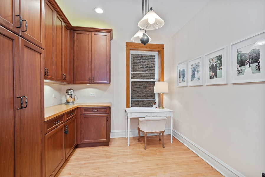 Real Estate Photography - 1715 West Carmen Ave, Chicago, IL, 60640 - Kitchen