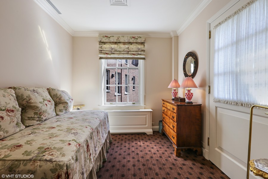 Real Estate Photography - 2450 North Lakeview Ave, 10, Chicago, IL, 60614 - 4th Bedroom