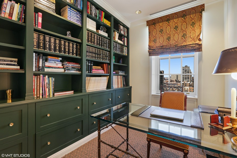 Real Estate Photography - 2450 North Lakeview Ave, 10, Chicago, IL, 60614 - Office