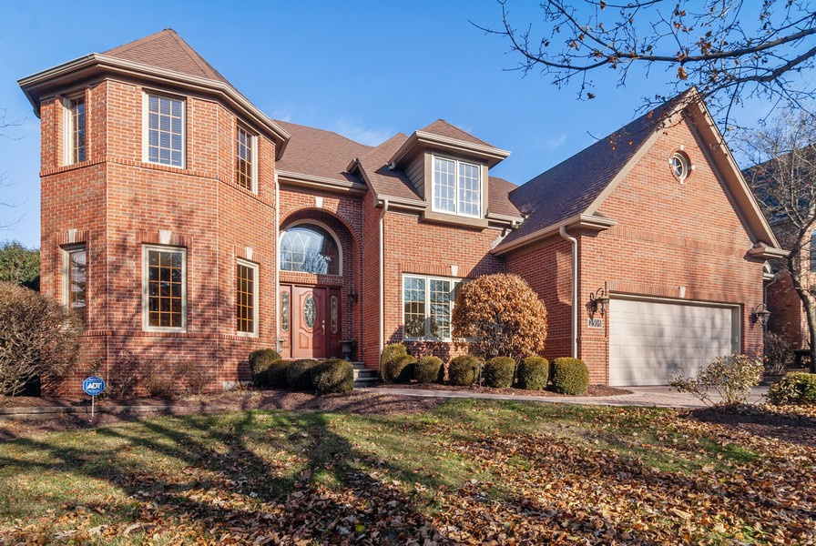 Real Estate Photography - 2508 Sutton Ln, Aurora, IL, 60502 - Front View