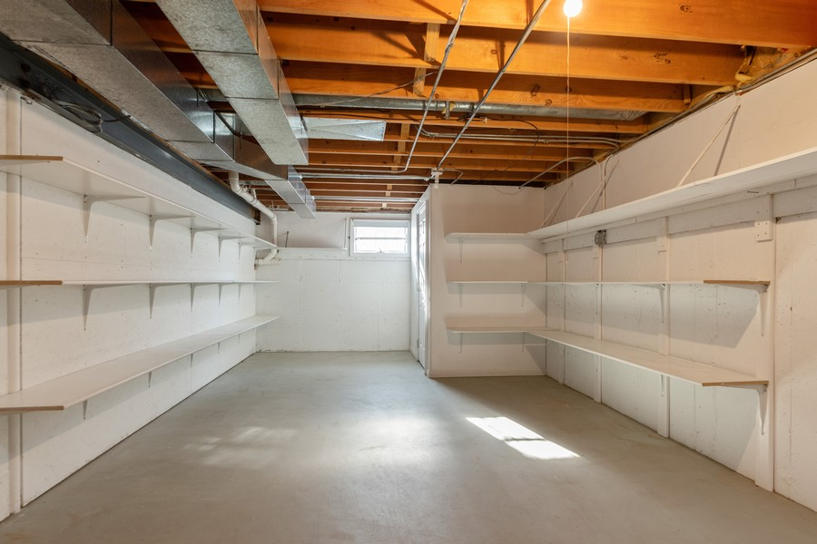 Real Estate Photography - 217 Aspen Dr, New Lenox, IL, 60451 - Basement