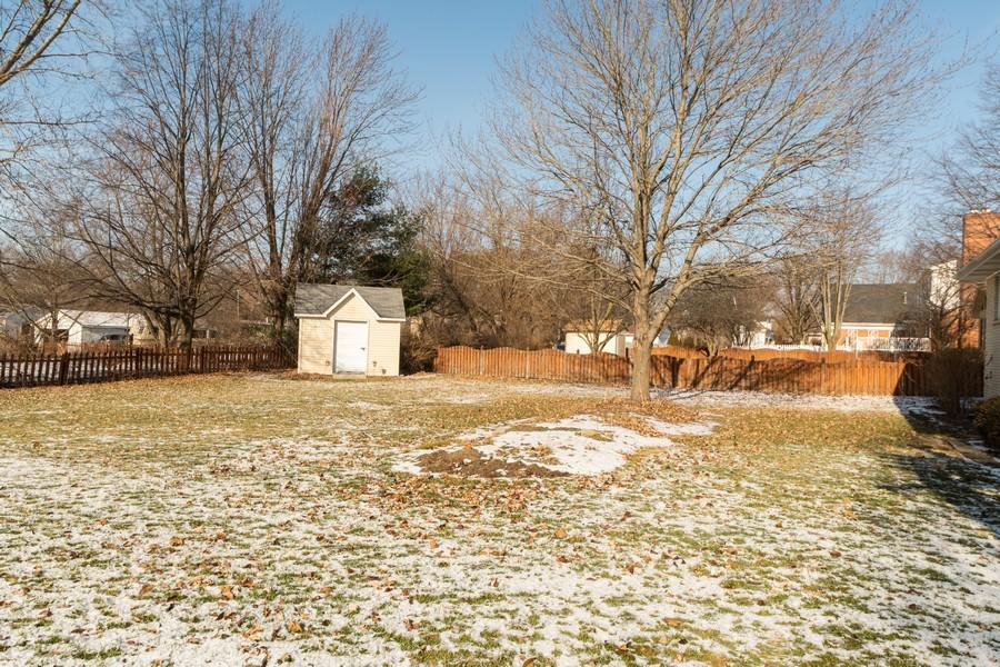 Real Estate Photography - 217 Aspen Dr, New Lenox, IL, 60451 - Back Yard