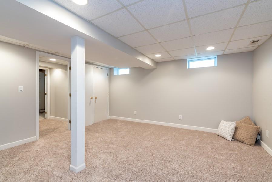 Real Estate Photography - 2717 Cherry Dr, Wonder Lake, IL, 60097 - Basement