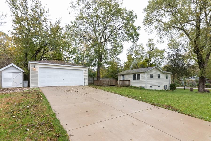 Real Estate Photography - 2717 Cherry Dr, Wonder Lake, IL, 60097 - Garage