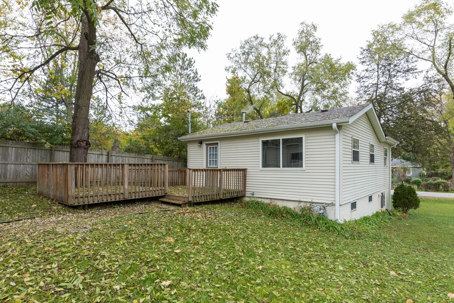 Real Estate Photography - 2717 Cherry Dr, Wonder Lake, IL, 60097 - Front View