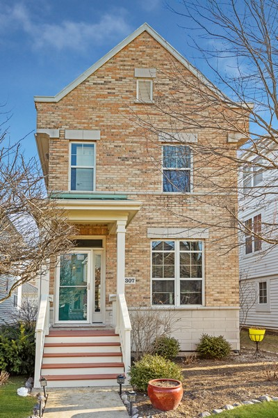 Real Estate Photography - 2307 Sundrop Dr, Glenview, IL, 60026 - Front View