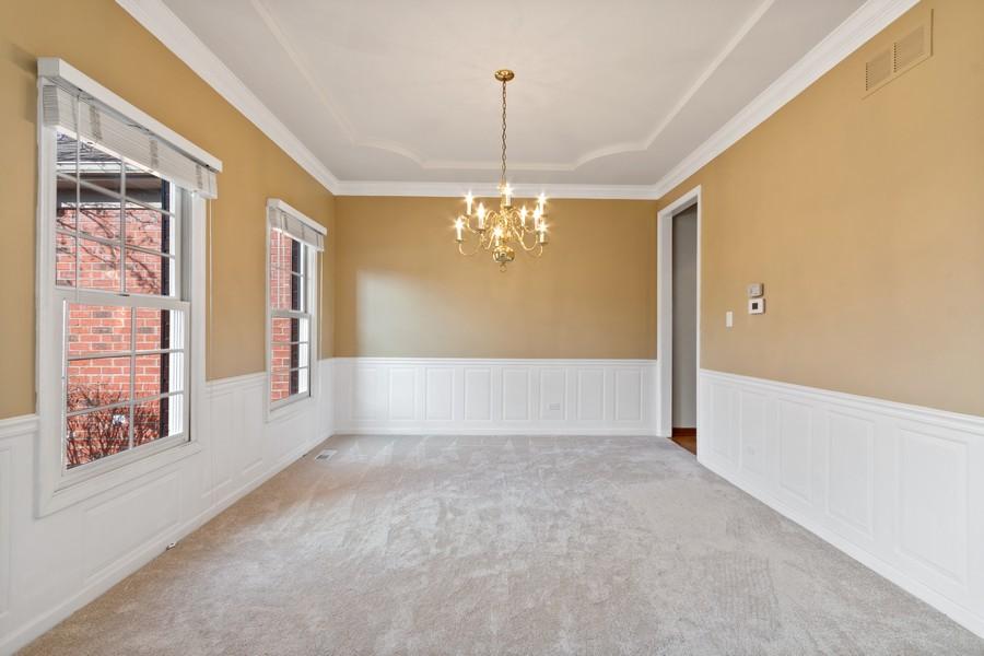 Real Estate Photography - 685 Kendridge Ct, Aurora, IL, 60502 - Dining Room