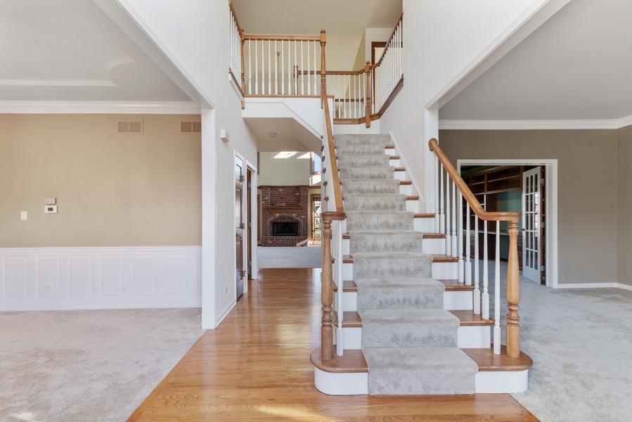 Real Estate Photography - 685 Kendridge Ct, Aurora, IL, 60502 - Foyer