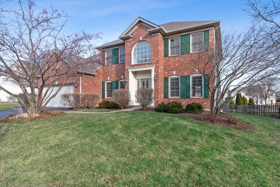 Real Estate Photography - 685 Kendridge Ct, Aurora, IL, 60502 - Front View