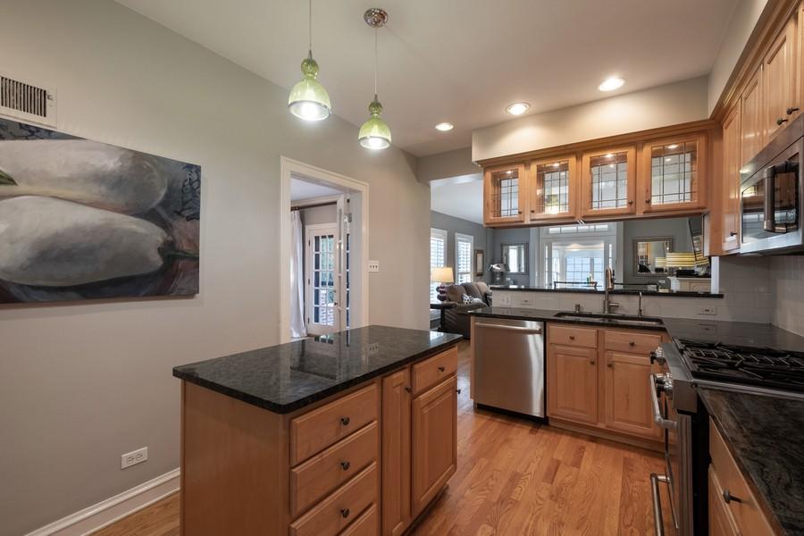 Real Estate Photography - 2630 Lawndale Ave, Evanston, IL, 60201 - Kitchen
