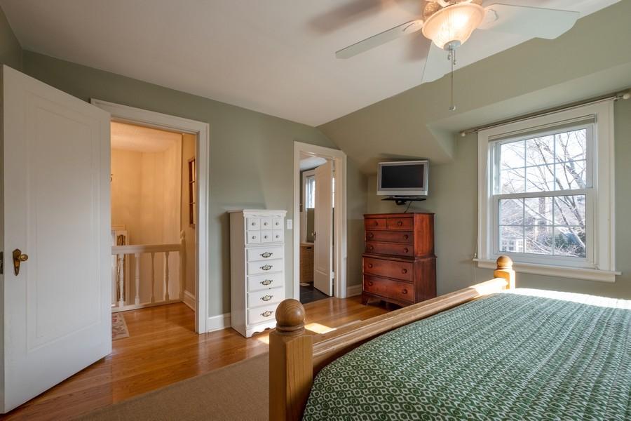 Real Estate Photography - 2630 Lawndale Ave, Evanston, IL, 60201 - Master Bedroom