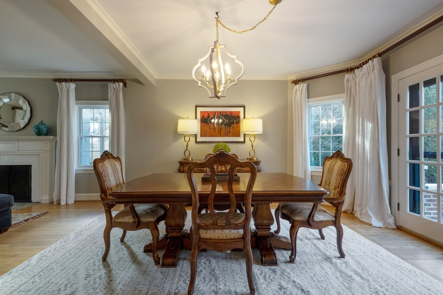 Real Estate Photography - 2630 Lawndale Ave, Evanston, IL, 60201 - Dining Room