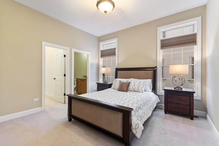 Real Estate Photography - 815 Iris Ln, Naperville, IL, 60540 - 2nd Bedroom