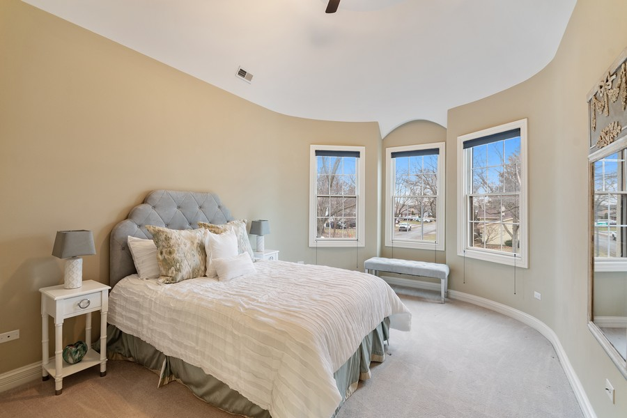 Real Estate Photography - 815 Iris Ln, Naperville, IL, 60540 - 4th Bedroom