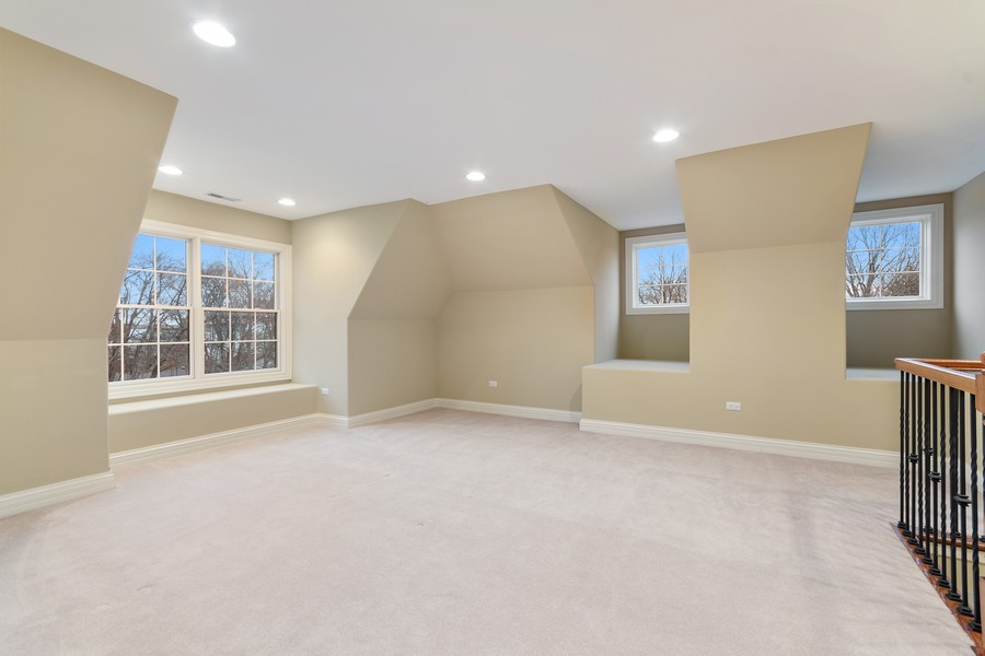 Real Estate Photography - 815 Iris Ln, Naperville, IL, 60540 - 3rd Floor