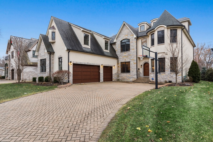 Real Estate Photography - 815 Iris Ln, Naperville, IL, 60540 - Front View