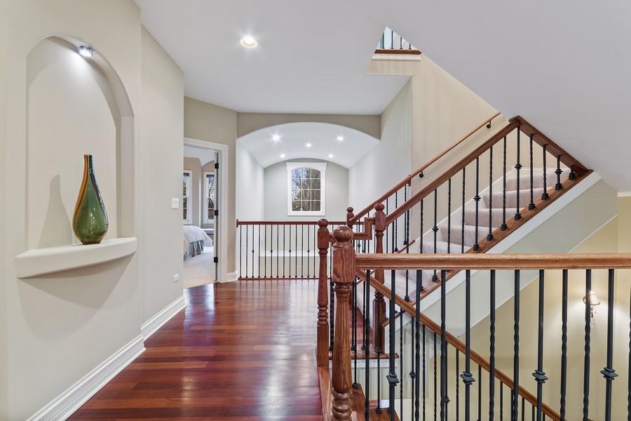 Real Estate Photography - 815 Iris Ln, Naperville, IL, 60540 - Hallway