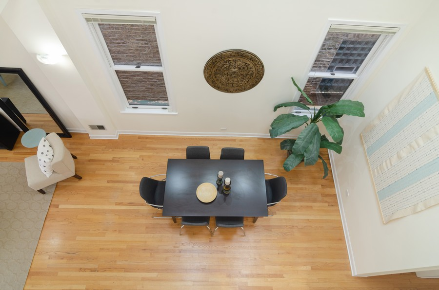 Real Estate Photography - 1938 North Oakley Ave, Chicago, IL, 60647 - Dining Room