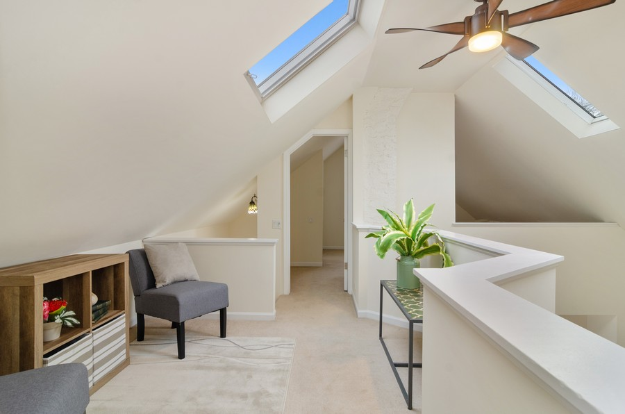 Real Estate Photography - 1938 North Oakley Ave, Chicago, IL, 60647 - Den