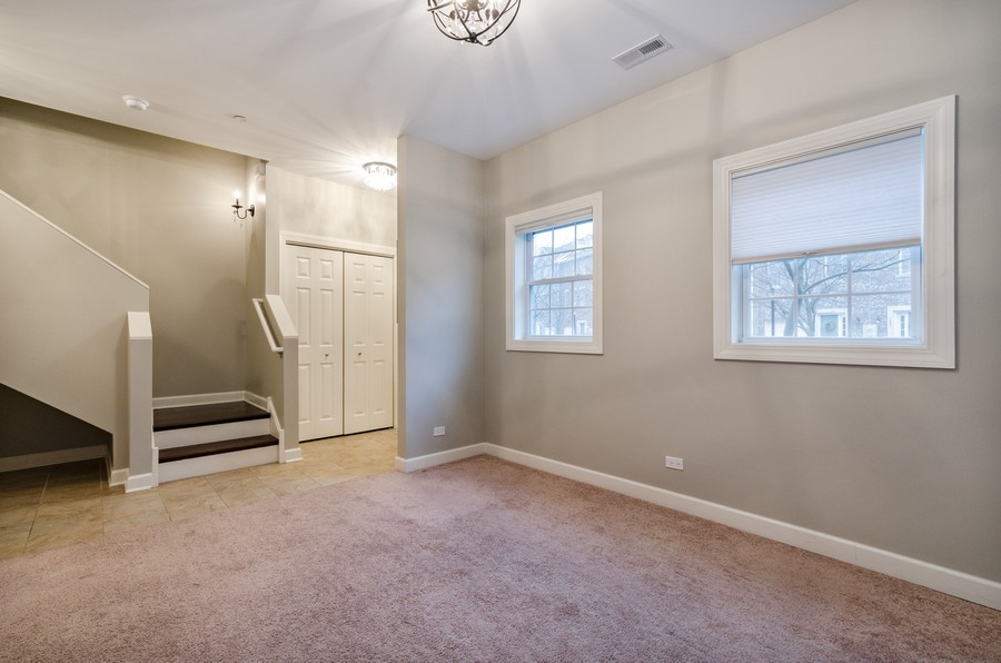 Real Estate Photography - 1673 Church St, Evanston, IL, 60201 - 1st Floor