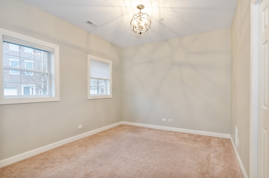 Real Estate Photography - 1673 Church St, Evanston, IL, 60201 -