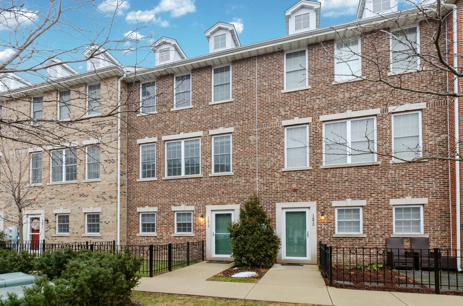 Real Estate Photography - 1673 Church St, Evanston, IL, 60201 - Front View