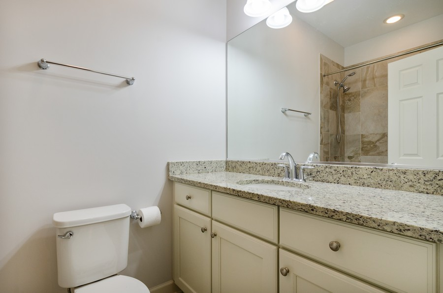 Real Estate Photography - 1673 Church St, Evanston, IL, 60201 - Bathroom