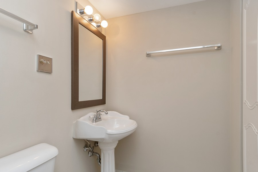 Real Estate Photography - 1104 North Mill St, 104, Naperville, IL, 60563 - Master Bathroom