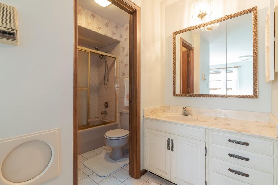 Real Estate Photography - 515 E Ridge Rd, Arlington Heights, IL, 60004 - Master Bathroom