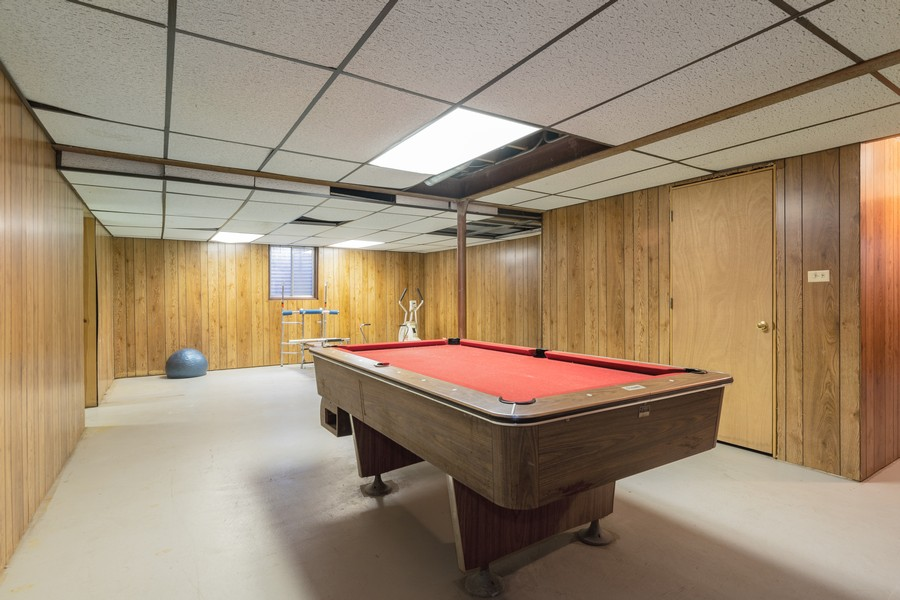 Real Estate Photography - 515 E Ridge Rd, Arlington Heights, IL, 60004 - Lower Level