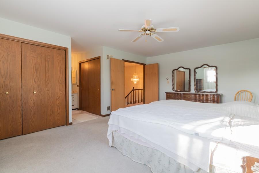 Real Estate Photography - 515 E Ridge Rd, Arlington Heights, IL, 60004 - Master Bedroom